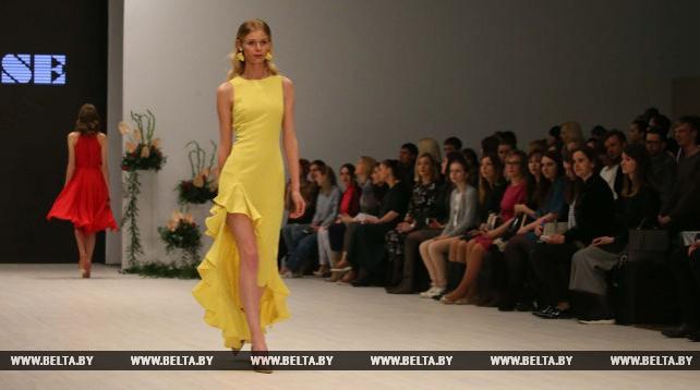 Неделя моды в Беларуси открылась 11 мая