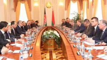 Кобяков провел переговоры с премьер-министром Афганистана