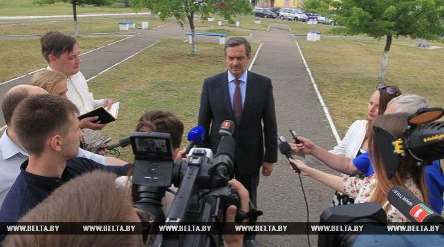 Производство по переработке вторичных полимерных отходов открылось в Борисове