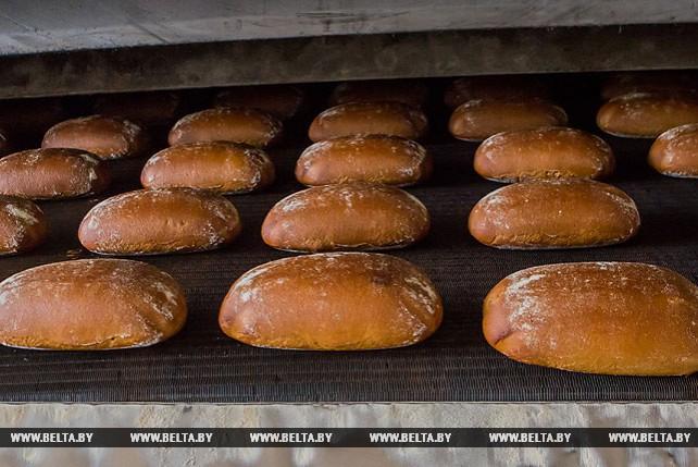 """""""Берестейский пекарь"""" выпускает около 200 видов хлебобулочных и кондитерских изделий"""