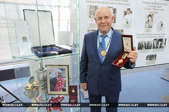 Олимпийскому чемпиону Сергею Макаренко - 80 лет