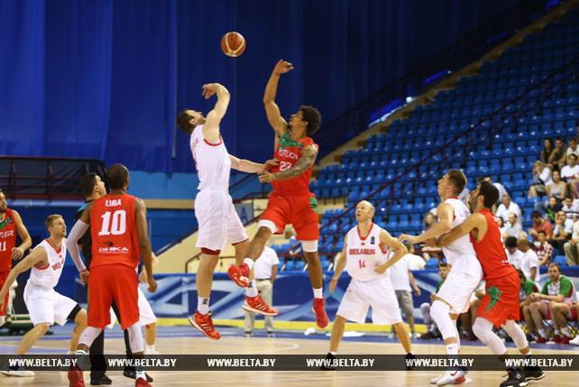 Белорусские баскетболисты обыграли Португалию в отборе к чемпионату мира