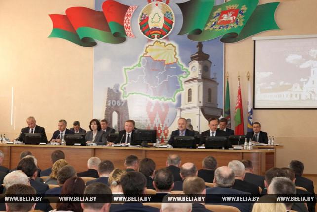 Правительство готовит план первоочередных мер по развитию Оршанского района