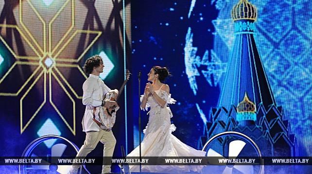 """Финалисты """"Евровидения-2017"""" провели генеральную репетицию"""