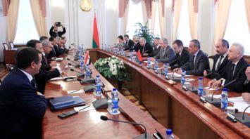 Семашко встретился с министром торговли и промышленности Египта