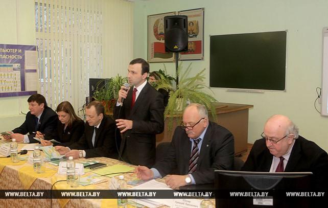 Заседание республиканского совета директоров учреждений профессионально-технического и среднего специального образования