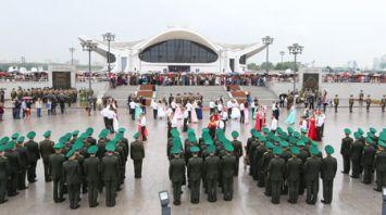 Торжественная церемония выпуска офицеров Института пограничной службы прошла в Минске