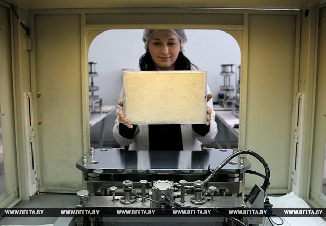 """Удельный вес инновационной продукции на предприятии """"Монолит"""" составляет более 20%"""