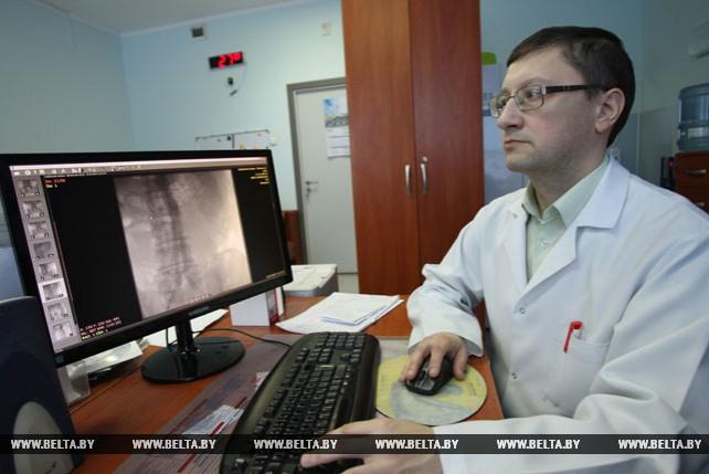 В Беларуси первыми в СНГ внедрили передовую технологию лечения аневризмы брюшной аорты