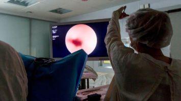Япония торжественно передала медицинское оборудование Брестской областной больнице