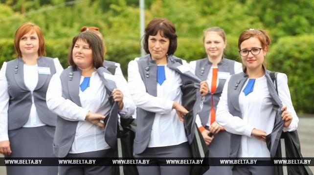Республиканский конкурс профмастерства среди операторов почтовой связи прошел под Минском