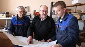 Валерий Луцко - лучший научный разработчик года Витебской области