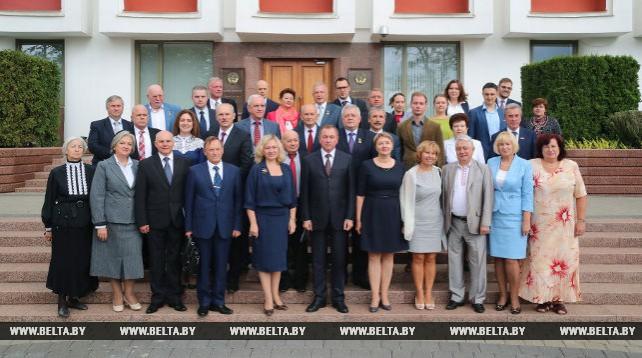 Заседание Консультативного совета по делам белорусов зарубежья при МИД прошло в Минске
