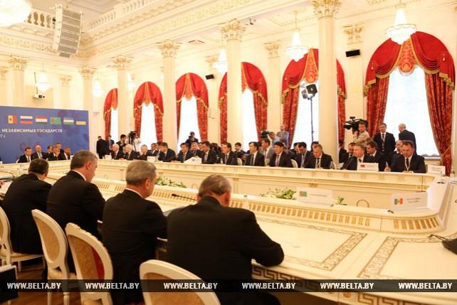 Заседание Совета глав правительств СНГ в расширенном составе прошло в Казани