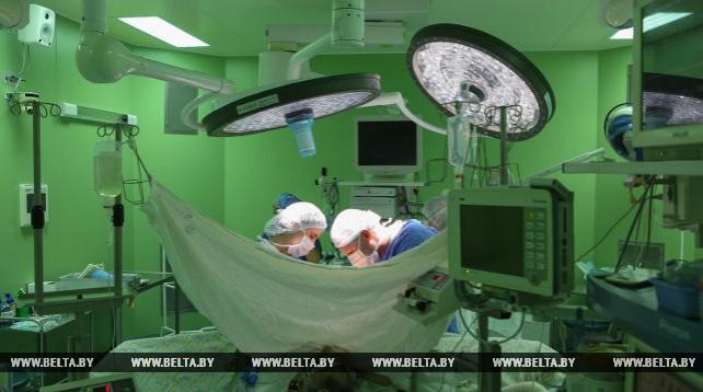 485 операций по пересадке печени выполнено в РНПЦ трансплантации органов и тканей