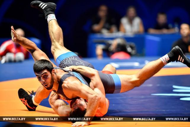 Белорусский представитель Радик Кулиев стал серебряным призером ЧМ по спортивной борьбе в Париже