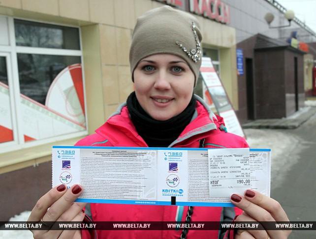 """В Витебске началась продажа билетов на концерты """"Славянского базара"""""""