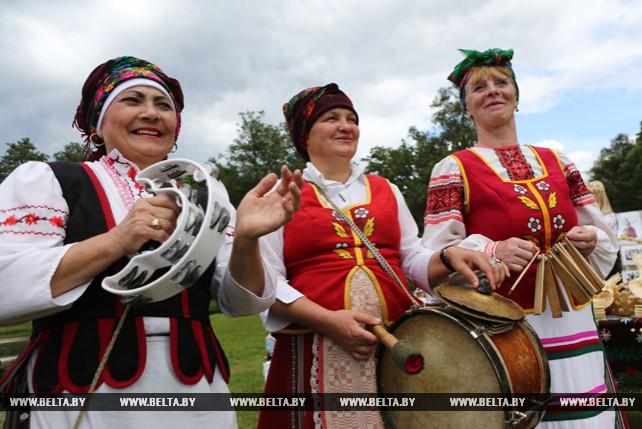 Фестиваль на Августовском канале возрождает традиции белорусско-польско-литовского приграничья
