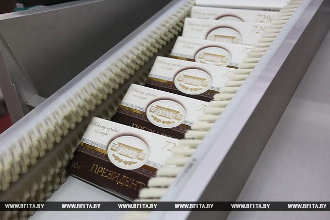 """Шоколад """"Президент"""" выпускается на """"Коммунарке"""""""