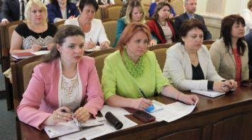 Информационное обеспечение социально-экономического развития региона рассматривается на совещании в Витебске