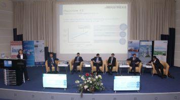 """Первый немецко-белорусский форум """"Четвертая промышленная революция (Industrie 4.0): цифровая трансформация экономики"""""""