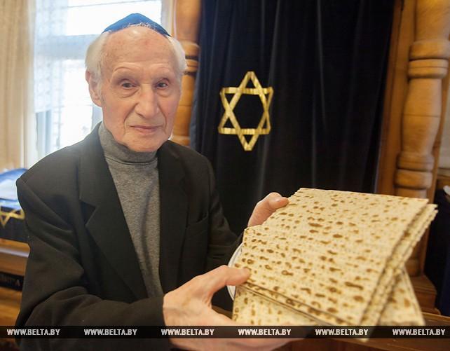 Иудеи празднуют Песах