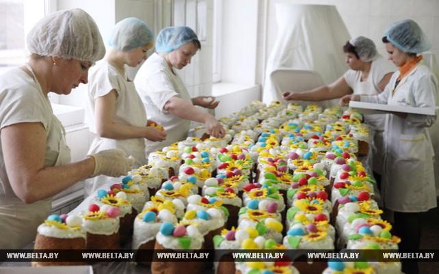 """Более 20 т продукции поставит в торговую сеть """"Витебскхлебпром"""""""