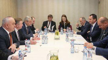 Кобяков встретился с руководителями словацких компаний