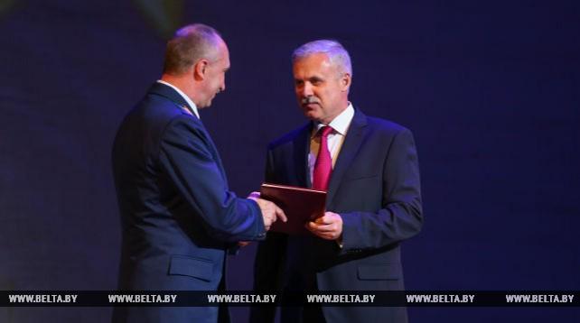 Праздничный концерт, посвященный 95-летию органов прокуратуры, прошел в Минске