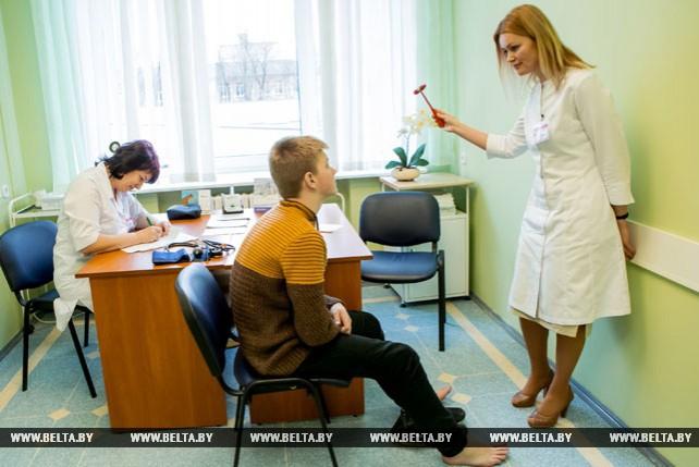 """Проект """"Правильная осанка - залог здоровья"""" стартовал в Брестской области"""