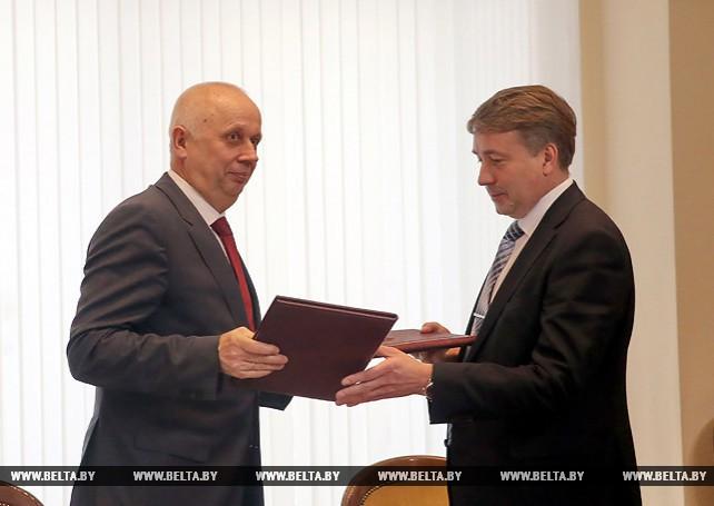 Итоги заседания белорусско-латвийской межправительственной комиссии по экономическому и научно-техническому сотрудничеству