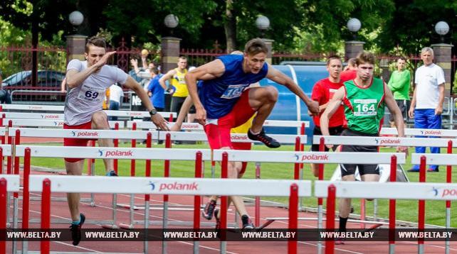 Кубок Беларуси по легкой атлетике стартовал в Бресте