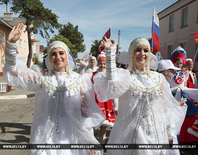 Праздник традиционной культуры прошел в Браславе