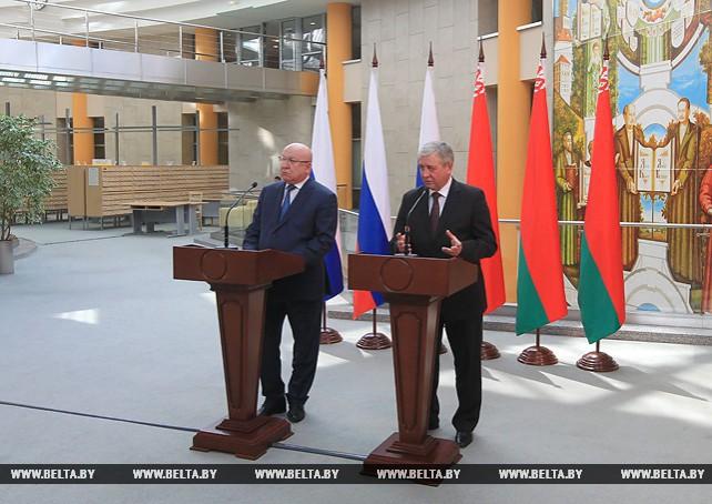 Итоги работы Совета делового сотрудничества Беларуси и Нижегородской области