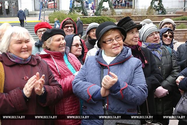 В Гродно 21 апреля встретили десятитысячного безвизового туриста