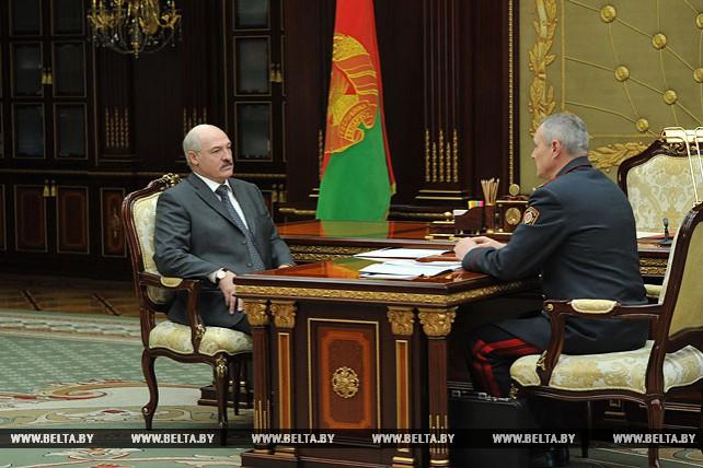 Центральный аппарат МВД Беларуси предлагается сократить на 10%