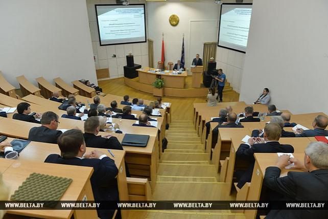 Владимир Макей принял участие в семинаре руководителей дипломатических представительств и консульских учреждений