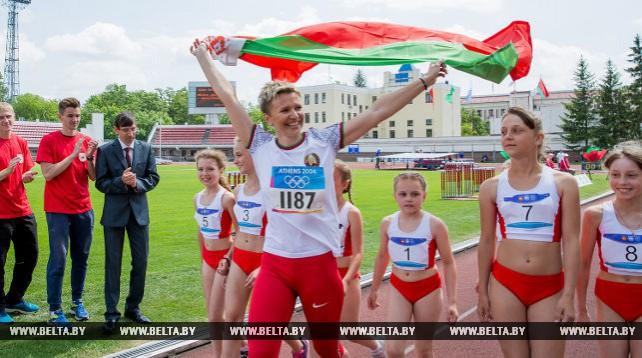 Юлия Нестеренко завершила спортивную карьеру