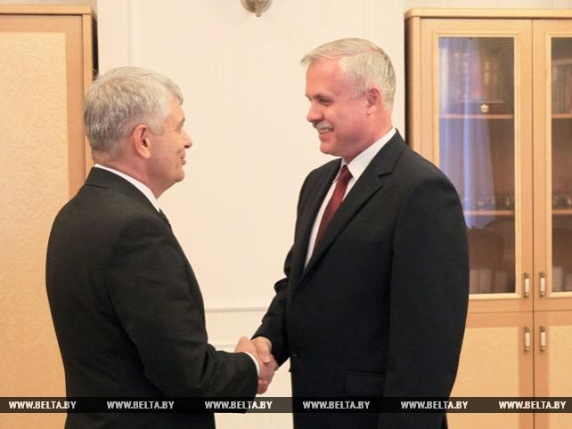 Беларусь и Узбекистан подписали меморандум о сотрудничестве между аппаратами советов безопасности