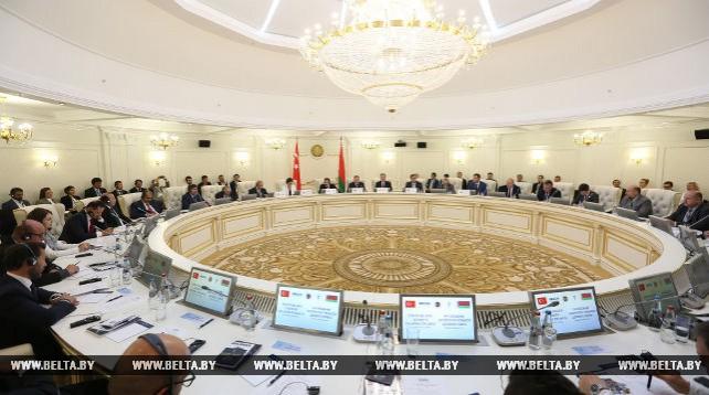 Заседание Белорусско-турецкого делового совета