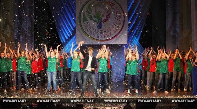 Республиканский праздник открылся в молодежной столице Полоцке