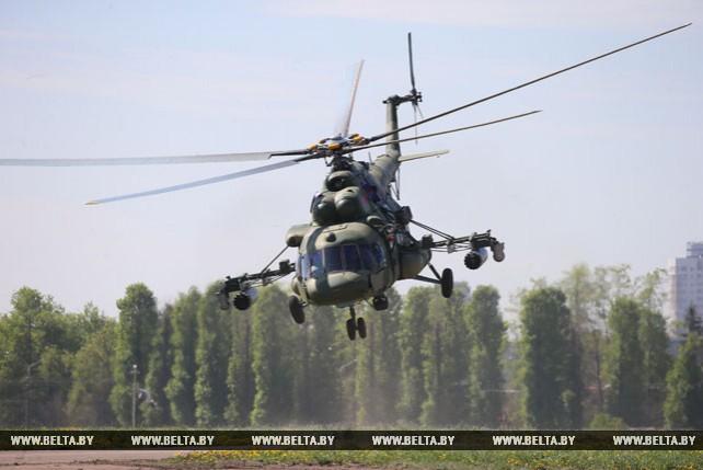 Выставка вооружения и военной техники MILEX-2017 открылась в Минске