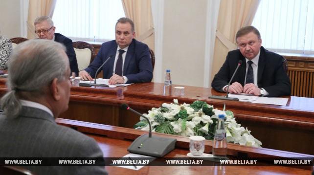 Беларусь готова строить в Пакистане любые объекты и создавать СП - Кобяков
