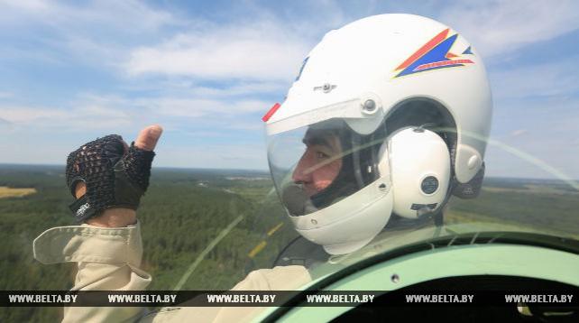 Авиационный учебный центр Центра специальной подготовки готовит пилотов сверхлегкой авиации