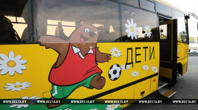 МАЗ в 2018-2019 годах поставит в агрогородки Беларуси около 600 сельских автобусов