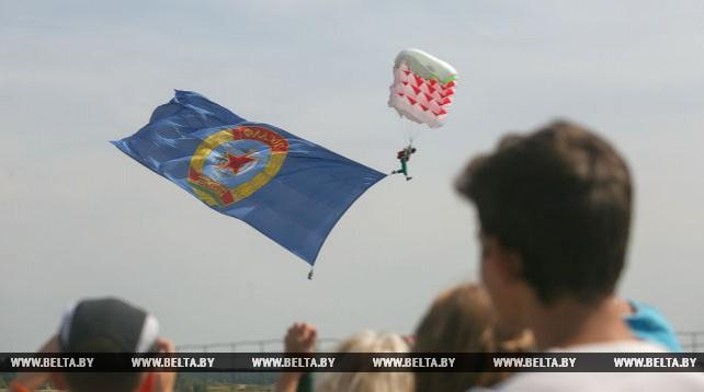 День Военно-воздушных сил отпраздновали в Боровой