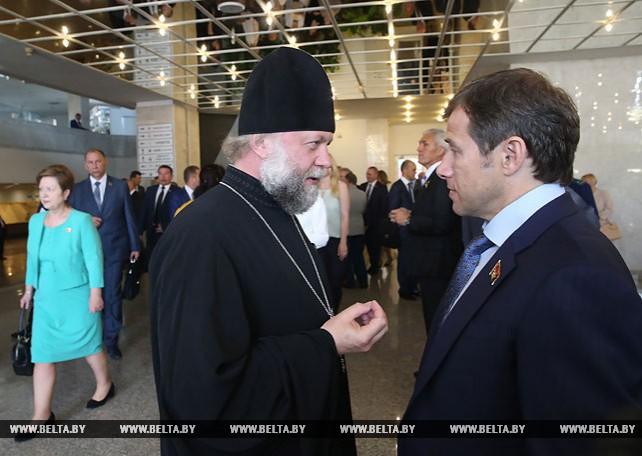 Пятое Всебелорусское народное собрание продолжает работу