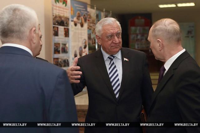 Заседание Совета по взаимодействию органов местного самоуправления при Совете Республики прошло в Лиде