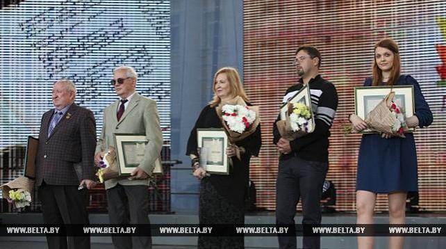 Победителей Национальной литературной премии 2016 года чествовали в Полоцке