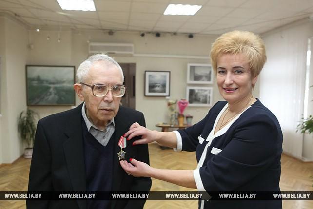 """Творческая встреча с почетными гражданами Светлогорска прошла в картинной галерее """"Традиция"""""""